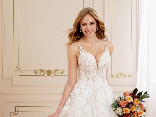 Vestidos de novia Mon Cheri Bridals 2021: ¡déjate seducir por sus 4 bellísimas colecciones!