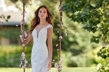 Elige el largo perfecto de tu vestido de novia ¡todo lo que necesitas saber!