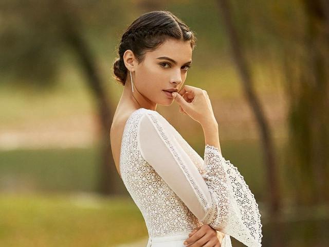 Alma Novia 2020: una colección bridal bohemia y romántica como tú