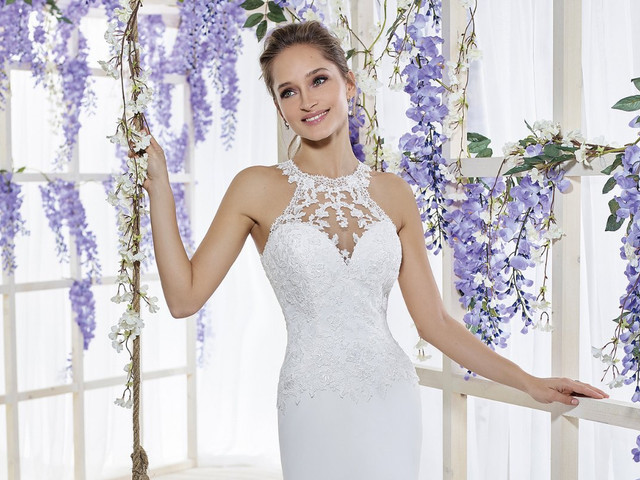 Vestidos de novia Just For You 2020: entalle perfecto y elegancia al alcance de todas