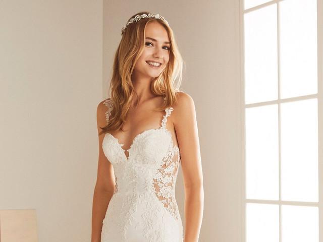 Vestidos de novia White One 2020: 35 diseños irresistibles ¡atentas novias millennials!