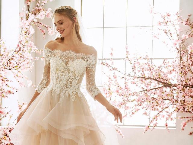 60 vestidos de novia: ¡los modelos más románticos del 2020!
