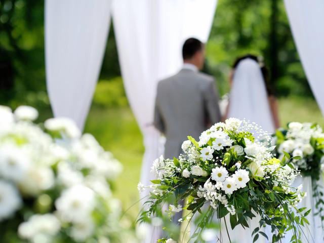 Consejos para elegir las flores de tu matrimonio