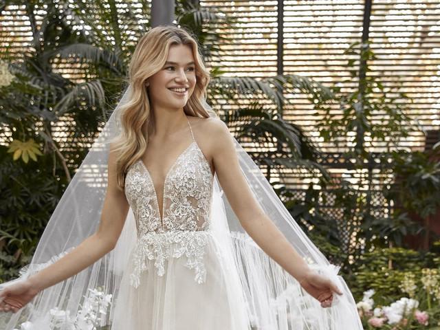 St. Patrick La Sposa 2021: el romanticismo hecho vestido de novia
