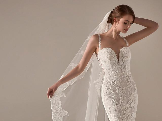 10 mejores tendencias en vestidos de novia 2020