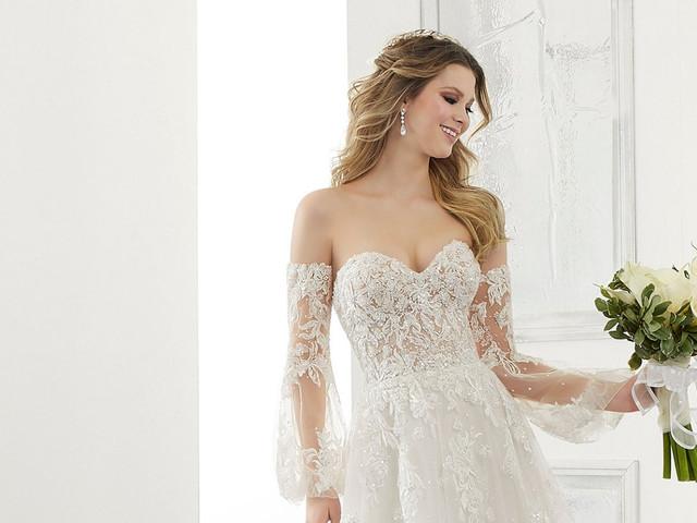 Adapta tu vestido de novia a otra estación ¡descubre cómo lograrlo!