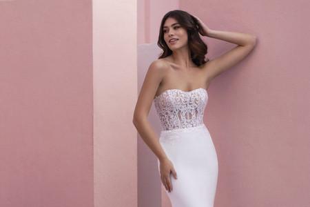 101 vestidos de novia sencillos: ¿preparada para deslumbrar este 2021?