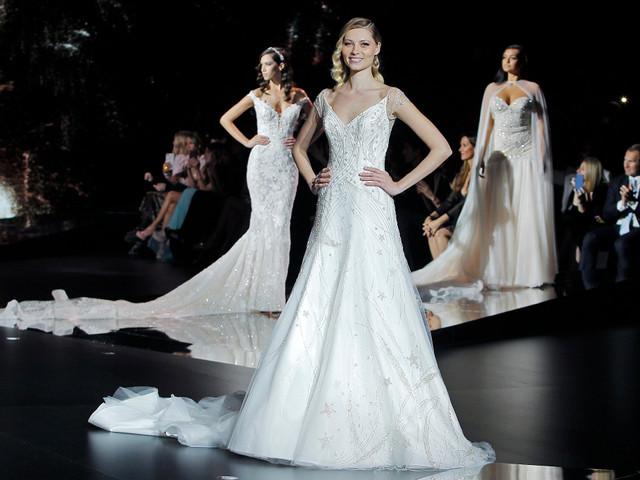 """Vestidos de novia Atelier Pronovias 2020: una colección """"Más allá de las estrellas"""""""