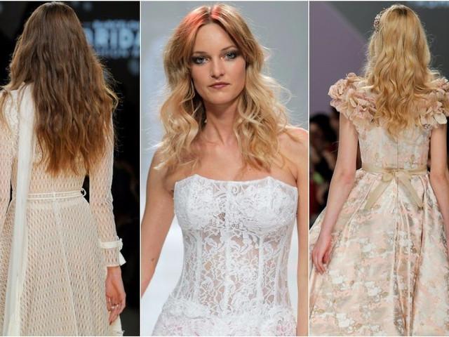 6 tendencias para peinados de novias 2017