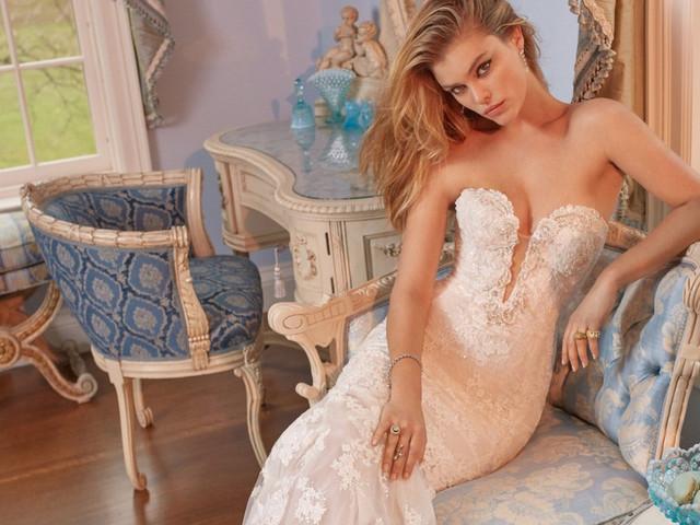 Vestidos de novia 2019 para matrimonio civil: 30 diseños para lucir muy sexy