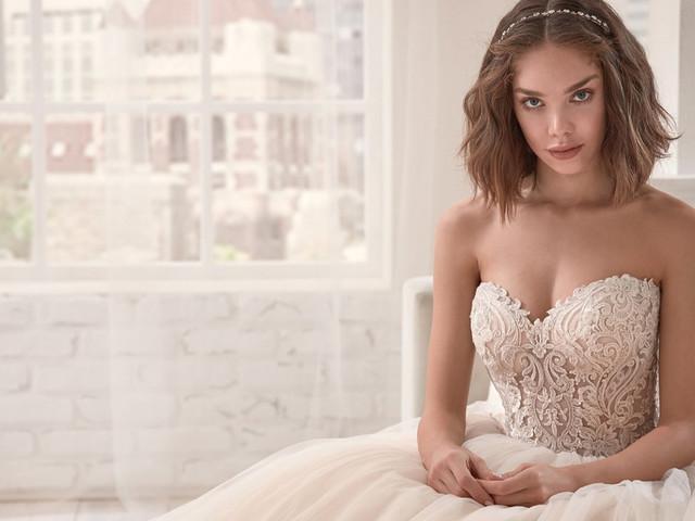 Vestidos de novia Jolies 2020: 45 modelos para un outfit bridal único