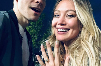 Hilary Duff se compromete con Matthew Koma