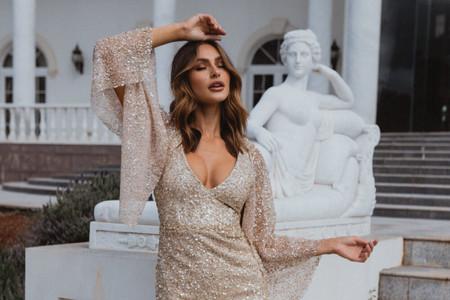 Vestidos de novia beige: el nuevo color blanco del 2021