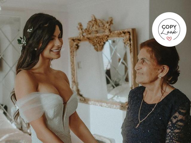 Copy look: ¿Te encantó el vestido de novia de Ivana Yturbe? ¡descubre 25 diseños similares que te enamorarán!