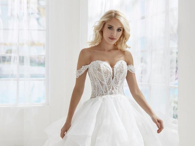 Vestidos de novia Randy Fenoli 2021. ¡Querrás decir sí una y mil veces!