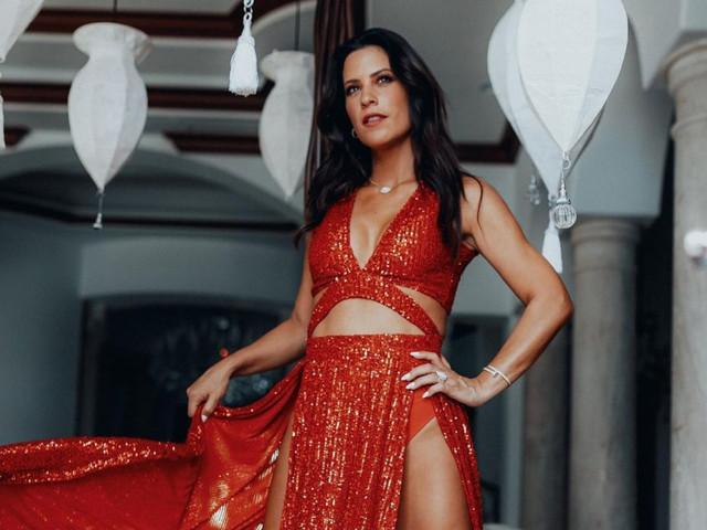 7 copy looks para verte tan linda como María Pía Copello ¡triunfa como invitada a una boda!