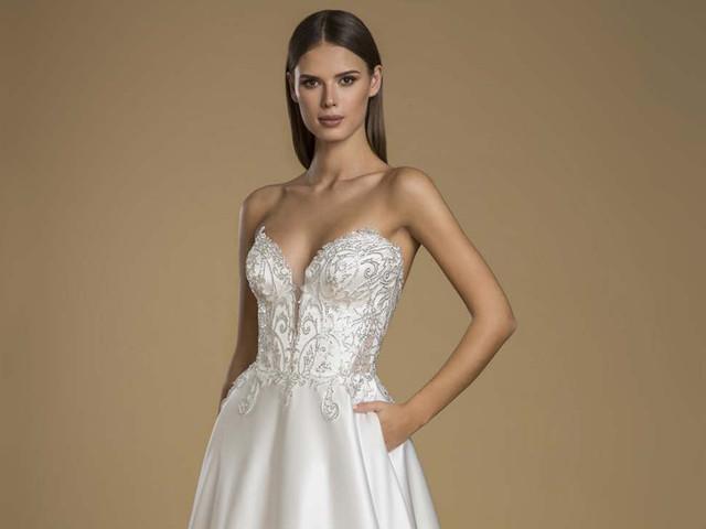 Practicidad que enamora: ¡vestidos de novia con bolsillos!