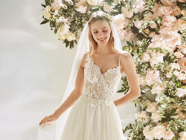 Cómo encontrar el vestido de novia ideal… ¡desde casa!