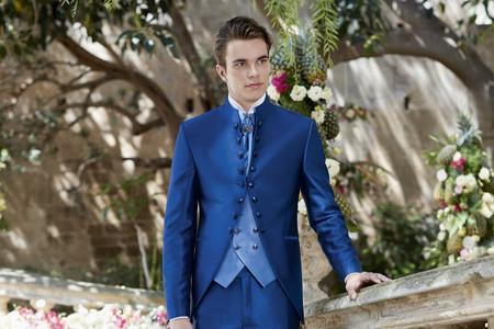 Ternos de novio Carlo Pignatelli: tendencias en moda masculina