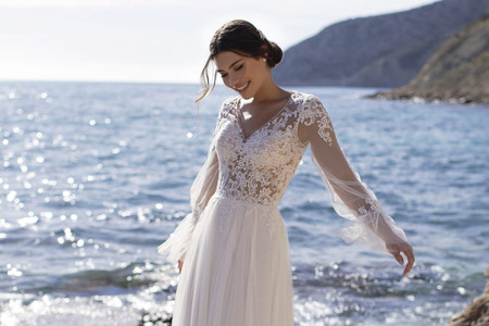 Vestidos de novia White One 2021: ¡una colección para soñar despierta!