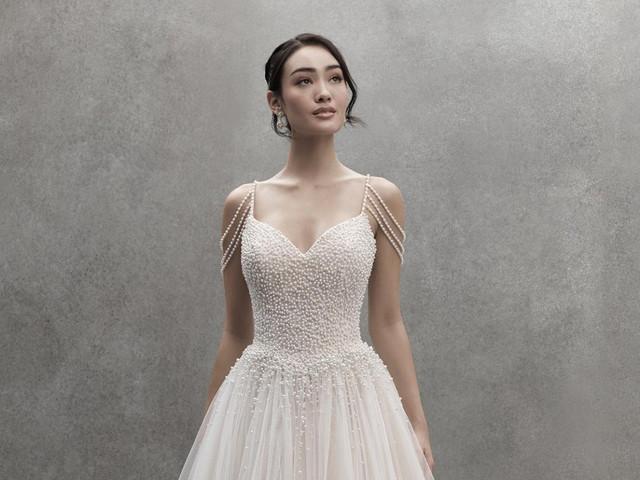 Vestidos de novia Madison James 2021: ¡tu sueño hecho realidad!