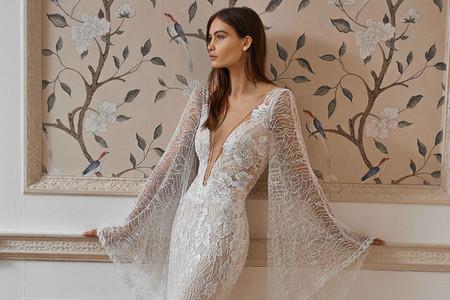 Galia Lahav 2021: vestidos de novia de alfombra roja