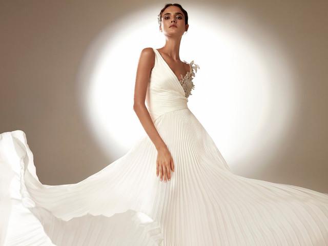 El diccionario de la moda nupcial: todo lo que debes conocer de tu vestido de novia