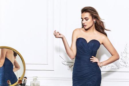 Vestidos de fiesta para invitadas curvy: 35 diseños para la mujer de tallas completas