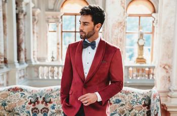 Tendencias 2021: ¡estos son los colores de moda en trajes de novio!