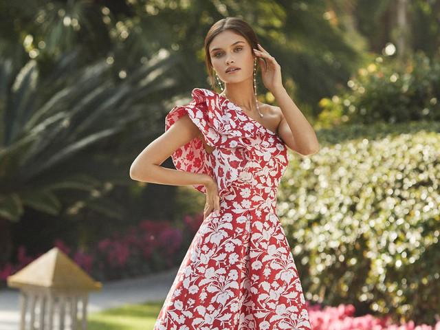 Rosa Clará 2021: vestidos de fiesta para un look imposible de olvidar