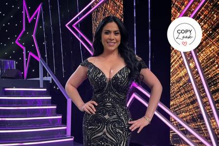 Copy look: vístete al estilo de Maricarmen Marín y ¡luce espectacular en la próxima boda!