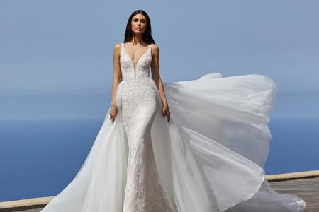 Tendencias en vestidos de novia 2021. ¡Prepárate para deslumbrar!