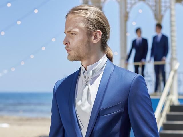 6 tendencias en trajes de novio 2020: inspiradas en el hombre que no se conforma