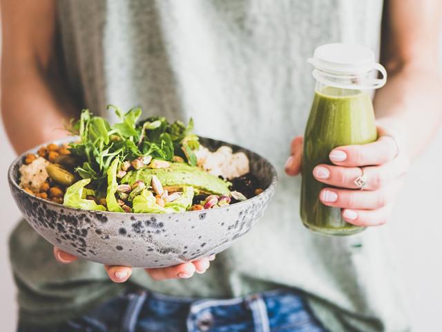 Dieta detox para perder peso antes de tu boda: plan de 2 días