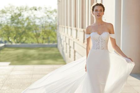 50 vestidos de novia Rosa Clará 2020: Boheme, Soft y Couture, tres colecciones de lujo
