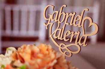 Personalicen su boda con un logo