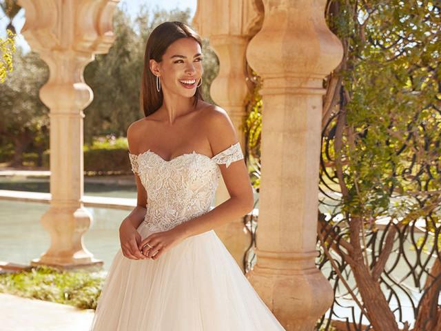 Demetrios 2021: ¡vestidos de novia para deslumbrar!