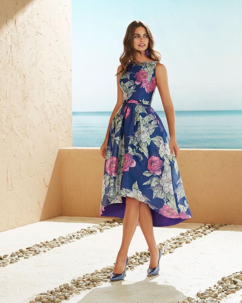 Vestidos cortos para invitadas de lujo 👗 3