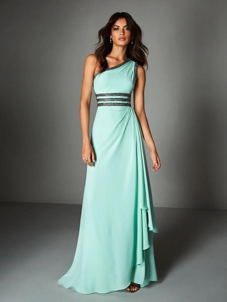 Vestidos De Fiesta Para Embarazadas 40 Modelos Protagónicos 2020