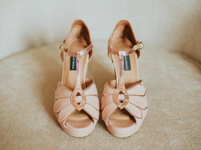 Elige el estilo perfecto de zapatos para damas de honor ¡triunfarás!