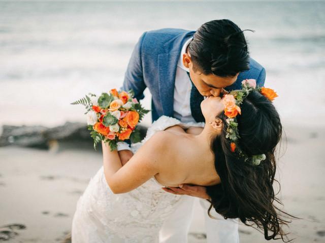 Fotos de su boda en la playa: 10 trucos y consejos para obtener las mejores
