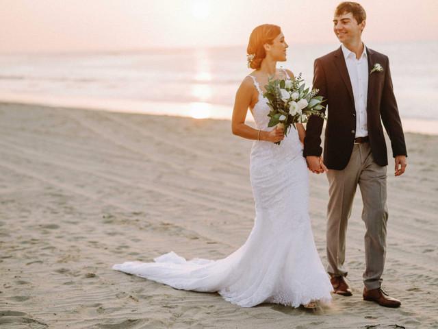 Colores perfectos para un matrimonio en verano: ¿los conocen?