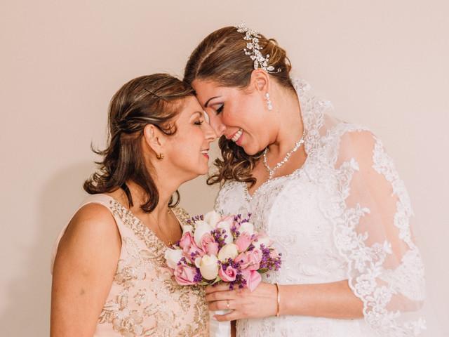 6 tareas clave de la madre de la novia en la organización de la boda