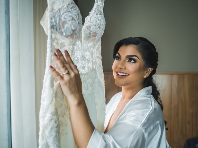 7 secretos para cuidar tu vestido de novia antes de la boda
