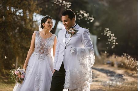 Blanco, un color fiel al vestido de toda novia: descubre por qué