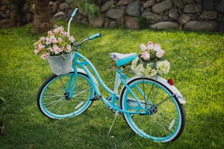 Bicicletas para decorar su matrimonio: 7 mejores ideas para incluirlas ¡prepárense para la diversión!
