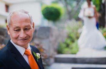 El look del padre de la novia: 10 aspectos clave antes de elegirlo