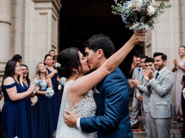 12 claves para que su recepción de matrimonio sea lo que siempre soñaron