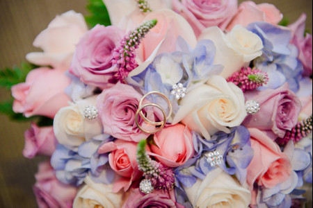 Matrimonio en primavera: 12 flores ideales para tu gran día