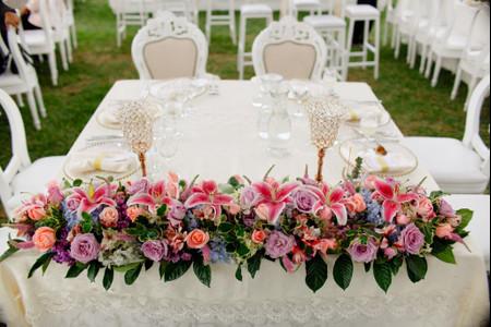 La mesa de los novios: 5 estilos de decoración tendencia
